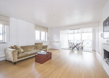 Thumbnail 3 bed flat to rent in Sailmakers Court, William Morris Way, London