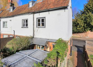 Thumbnail 1 bed terraced house for sale in Fishpool Street, St.Albans
