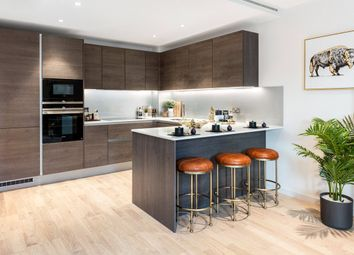 Thumbnail 1 bed flat for sale in Onyx Apartments, King's Cross, London