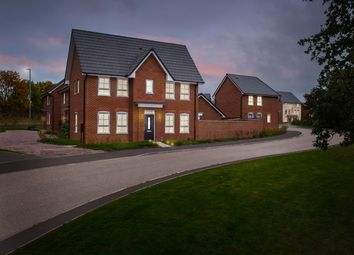 "Thumbnail 3 bed terraced house for sale in ""Stamford"" at Filter Bed Way, Sandbach"
