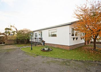 Thumbnail 2 bedroom mobile/park home for sale in Oaktree Close, Nyetimber, Bognor Regis