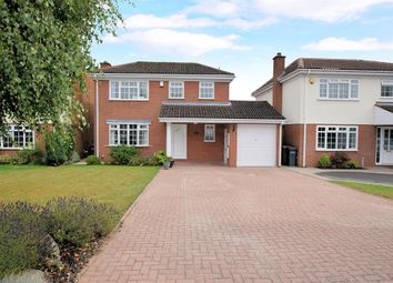 4 bed detached house for sale in Frankholmes Drive, Shirley, Solihull B90