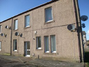 Thumbnail 1 bed flat to rent in Elgin Road, Cowdenbeath