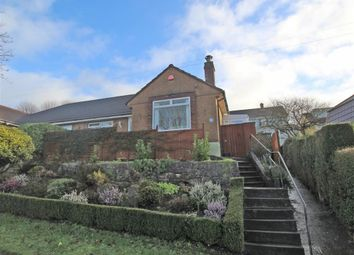Thumbnail 2 bed semi-detached bungalow for sale in Kirkwall Road, Crownhill, Plymouth