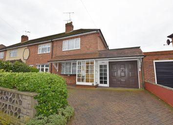 3 bed terraced house for sale in York Avenue, Walsall WS2