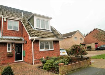 Thumbnail 3 bed semi-detached house to rent in Palmers Drive, Grays, Essex