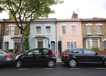 Thumbnail 3 bed terraced house to rent in Glebe Street, Chiswick