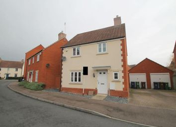 Thumbnail 3 bed detached house for sale in Falcon Road, Walton Cardiff, Tewkesbury