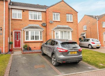 Thumbnail 3 bed terraced house for sale in Wastwater Close, Carlisle
