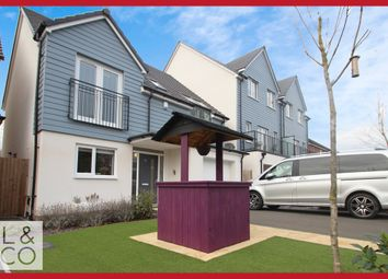 Thumbnail 4 bed detached house for sale in Spencer Way, Newport