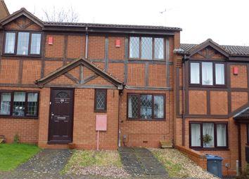 2 bed terraced house for sale in Lady Bracknell Mews, Northfield, Birmingham B31