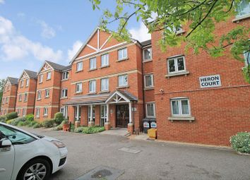 Thumbnail 1 bedroom flat for sale in Heron Court, Ilford