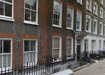 Thumbnail 3 bed terraced house to rent in Rugby Street, London