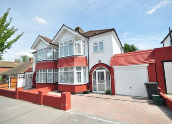 Thumbnail 4 bed semi-detached house to rent in Nursery Avenue, Croydon