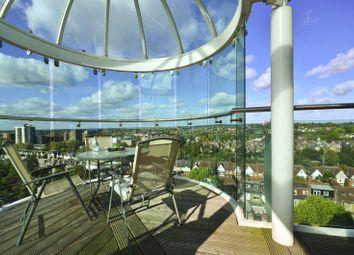 Thumbnail 3 bedroom flat to rent in Uxbridge Road, Ealing Broadway