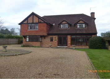 Thumbnail 3 bed detached house for sale in Park Road, Stoke Poges, Slough