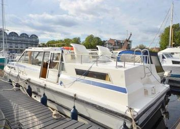 Thumbnail 2 bed houseboat for sale in Rope Street, London