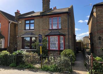 Thumbnail 2 bedroom semi-detached house for sale in Chandos Road, Staines Upon Thames