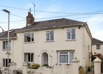 Thumbnail 3 bedroom flat for sale in Moorfield Avenue, Eggbuckland, Plymouth