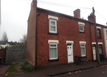 Thumbnail 2 bedroom terraced house for sale in Leicester Causeway, Coventry