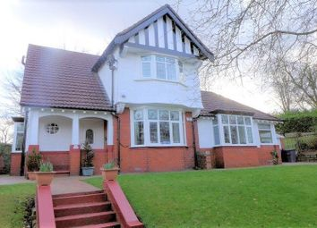Thumbnail 3 bed detached house for sale in Middleton Road, Manchester