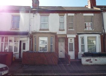 Thumbnail 3 bed terraced house for sale in Wyley Road, Radford, Coventry, West Midlands