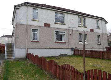 Thumbnail 2 bed flat for sale in Kirkness Street, Airdrie, Lanarkshire