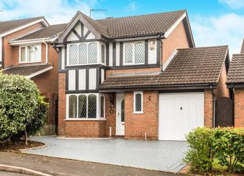 Thumbnail 3 bed detached house for sale in Whinchat Grove, Kidderminster, Worcestershire, West Midlands