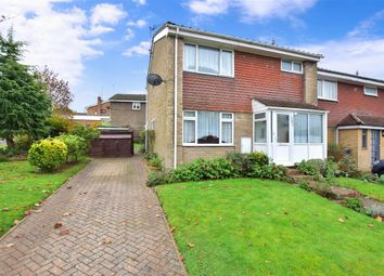 Thumbnail 4 bed end terrace house for sale in The Weald, East Grinstead, West Sussex