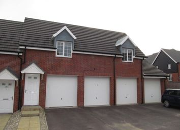 Thumbnail 2 bed terraced house to rent in Curlew Close, Stowmarket