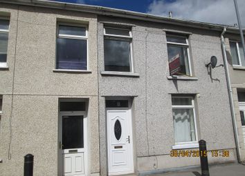 Thumbnail 2 bed terraced house to rent in Jersey Road, Blaengwynfi, Port Talbot, Neath Port Talbot.