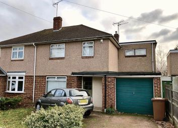 Thumbnail 4 bed semi-detached house for sale in Hurst Road, Bexley