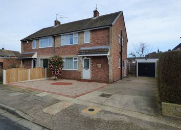 Thumbnail 3 bed semi-detached house to rent in Newland Close, Toton, Nottingham