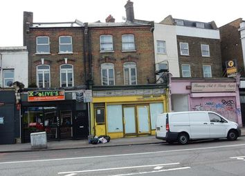 Thumbnail Retail premises for sale in 132 New Cross Road, London
