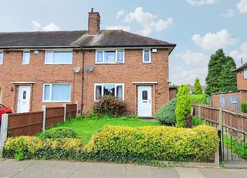 Thumbnail 2 bed end terrace house for sale in Ryde Park Road, Rednal