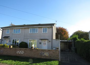 Thumbnail 3 bed semi-detached house for sale in Wharfedale Road, Corby