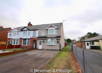 Thumbnail 3 bed end terrace house for sale in Rugby Road, Binley Woods, Coventry