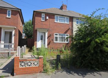 Thumbnail 3 bedroom semi-detached house for sale in Whitgreave Street, West Bromwich