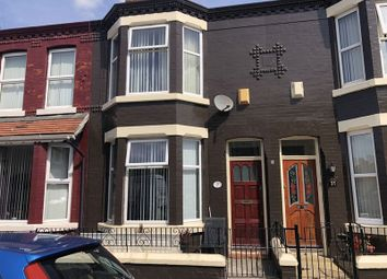 Thumbnail 3 bedroom terraced house for sale in Leicester Road, Bootle