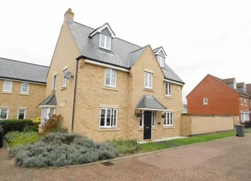Thumbnail 5 bed detached house for sale in Bull Drive, Kesgrave