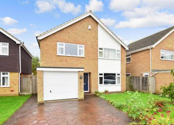 Thumbnail 4 bed detached house for sale in Norrington Road, Maidstone, Kent