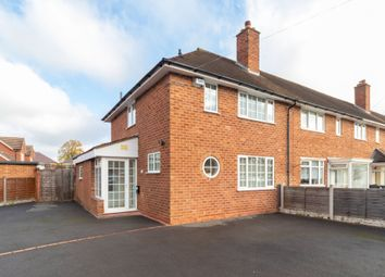 2 bed end terrace house for sale in Chilcote Close, Hall Green, Birmingham B28