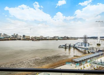 Thumbnail 2 bed flat for sale in Upper Riverside, Greenwich Peninsula, London