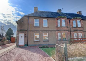 Thumbnail 3 bed flat for sale in Hill Avenue, Dumfries