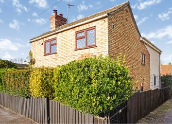 Thumbnail 3 bed detached house for sale in High Street, Coningsby