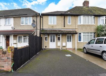 Thumbnail 1 bedroom semi-detached house to rent in Marston, Oxford