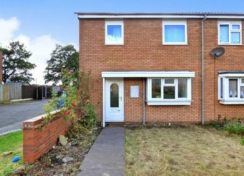 Thumbnail 2 bedroom semi-detached house for sale in Smallwood Road, Pendeford, Wolverhampton