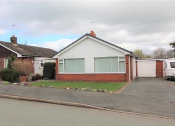 Thumbnail 3 bed detached bungalow to rent in Hampton Road, Oswestry