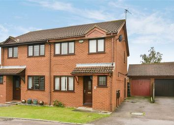 Thumbnail 3 bed semi-detached house for sale in Bourne Close, Wellingborough