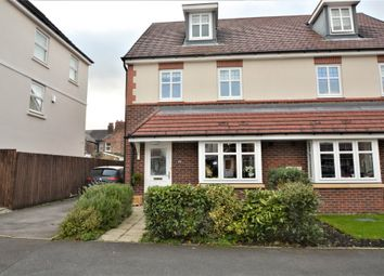 Thumbnail 3 bed semi-detached house to rent in Camberwell Drive, Walton Locks, Warrington